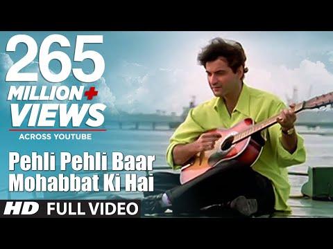 Xxx Mp4 Pehli Pehli Baar Mohabbat Ki Hai Full Song Sirf Tum Sanjay Kapoor Priya Gill 3gp Sex