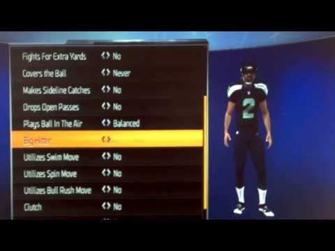 Madden 25 how to make your own player tutorial