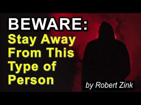BEWARE: Stay Away From This Kind of Person, They Will Stop the Law of Attraction