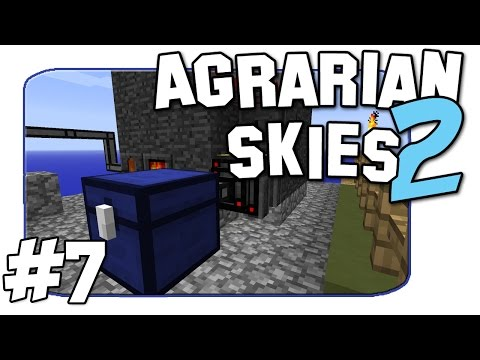 Agrarian Skies 2 - Compact Storage - Episode 7