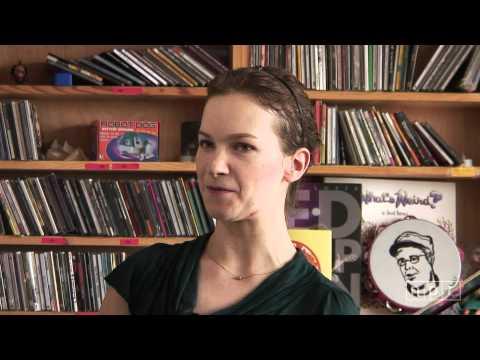 Hilary Hahn: NPR Music Tiny Desk Concert