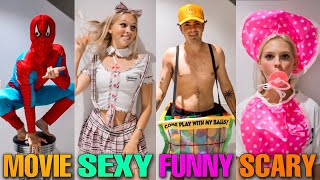 Couples Halloween Costume Challenge - Sexy, Funny, Movie, And Scary