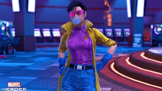 Beast and Jubilee Join the Fight in Marvel Heroes 2016