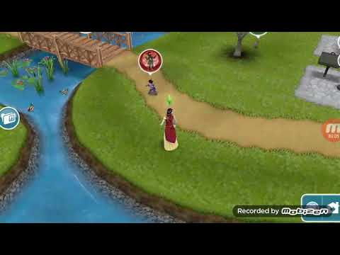 Search a tree at a house for birds- Sims Freeplay