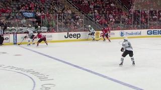Klingberg's slick pass sets up Seguin's OT goal