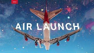On board Virgin Orbit's flying launchpad