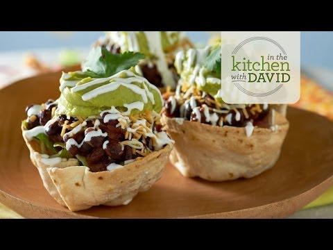 How to Make Vegetarian Taco Cups
