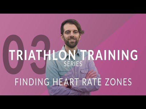 FINDING HEART RATE ZONES | Triathlon Training Series #3