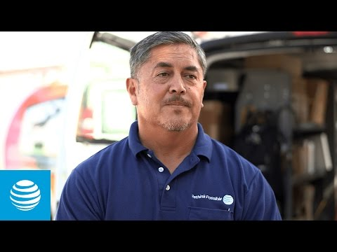 A Look Inside: Technician Careers | AT&T