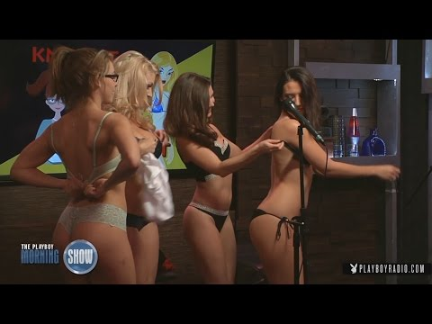 Xxx Mp4 Know It Or Show It The Playboy Morning Show 3gp Sex