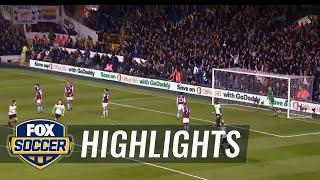 Tottenham Hotspur vs. Aston Villa | 2016-17 FA Cup Highlights