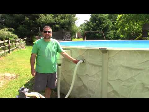 Stop pool hose connection leaks and water loss FAST!!!
