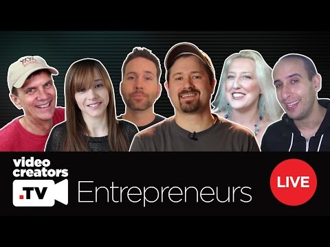 LIVE: When and How to Start Hiring your YouTube Team [VE Ep. #11]