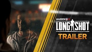 Madden 18 - Longshot - Official Reveal Trailer