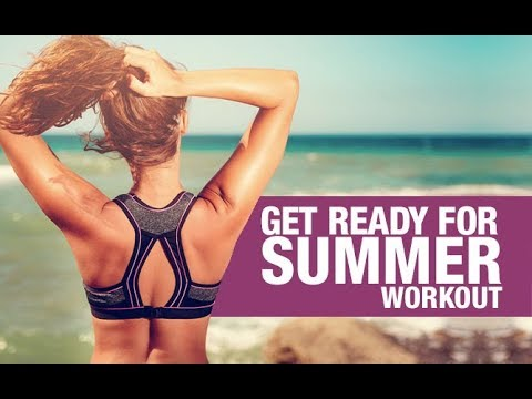 Get Ready for Summer Workout (INTENSE TOTAL BODY FAT BURN!!)