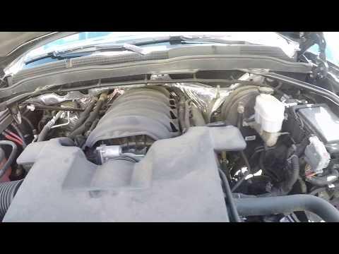 Chevy Silverado Exhaust Leak