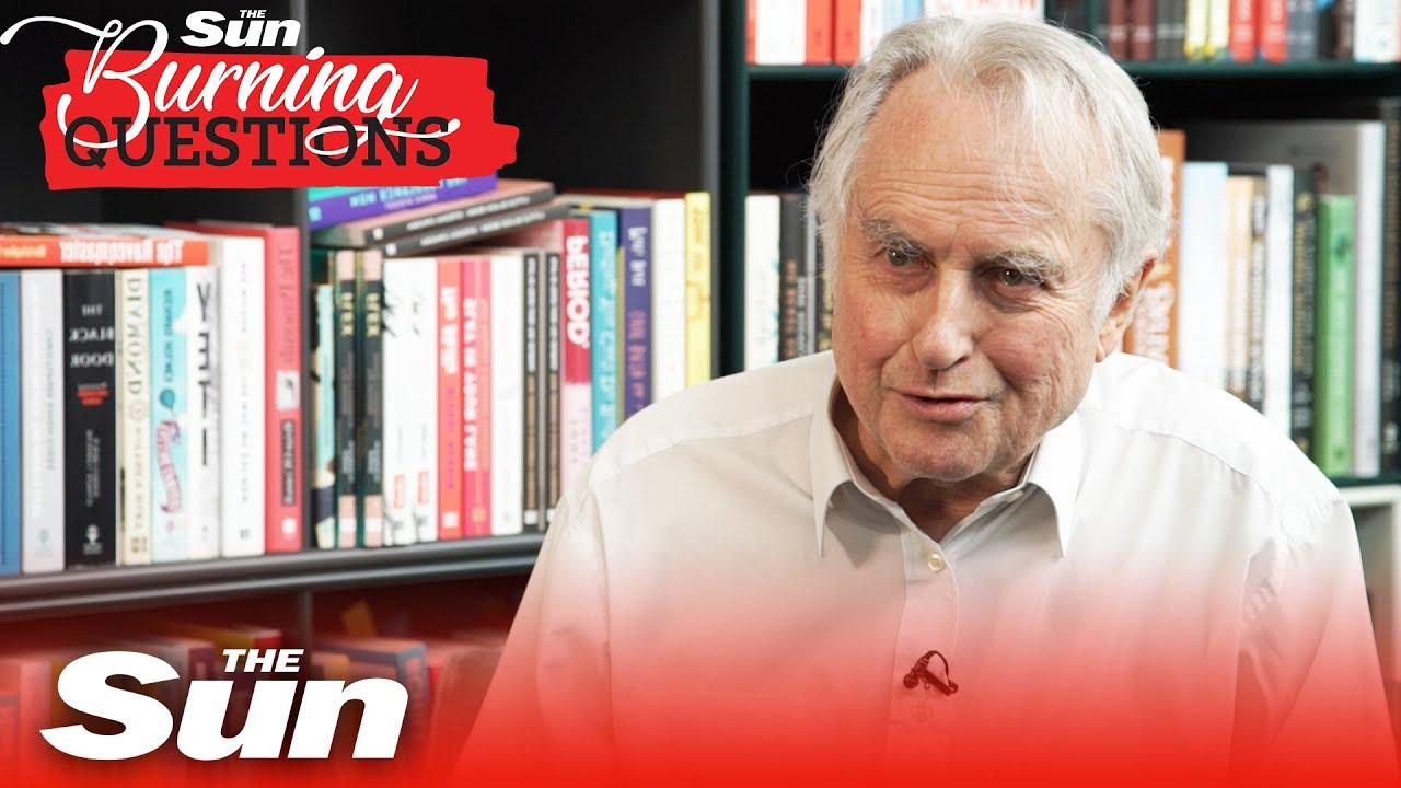 "Richard Dawkins on ""coward liberals"", Brexit and religion -  BQ #12"