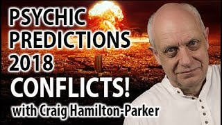 World War 3 and Terrorism: Psychic Predictions for 2018