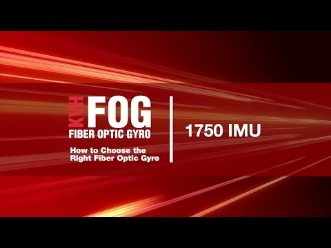 1750 IMU: How to Choose the Right Fiber Optic Gyro - new