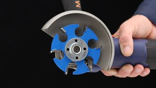 13 Amazing & Useful Angle Grinder Discs