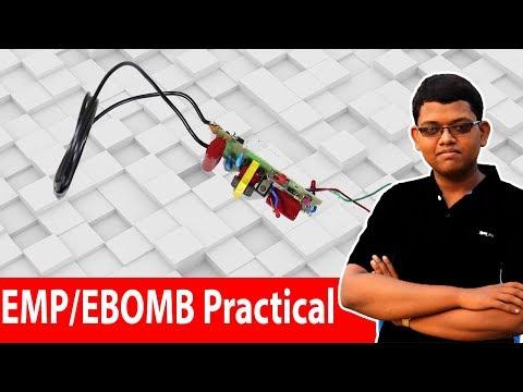 EMP Basic Principle  And  Practical In Hindi