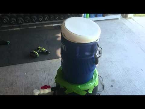 Custom Homemade Margarita Machine!!!