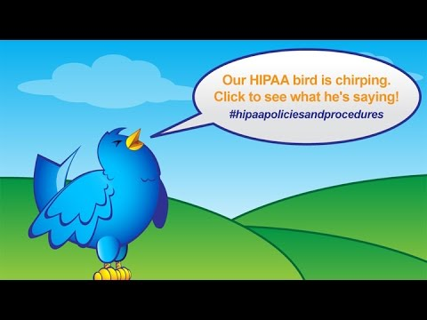 HIPAA Policies and Procedures video