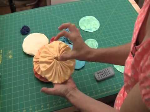 Sew Easy Lesson: Yo-Yos