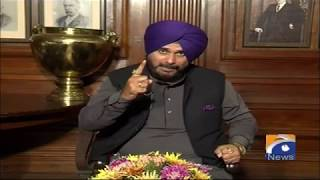 Capital Talk- Friendship Between Navjot Singh Sidhu And Imran Khan