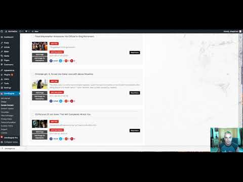 How To Build a viral news website using OmniEngine in less than 10 min with Full Content and SEO