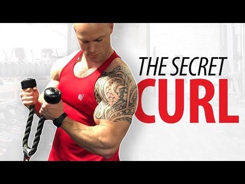 THE SECRET CURL - New Gains