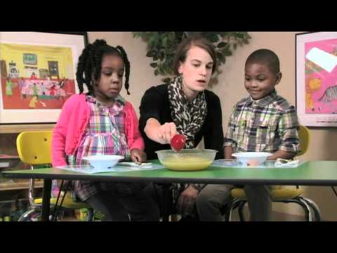 Helping Children Learn to Feed Themselves at the Table LQ