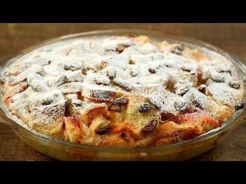 Bread Pudding Recipe   Yummy Dessert Recipe   The Bombay Chef - Varun Inamdar
