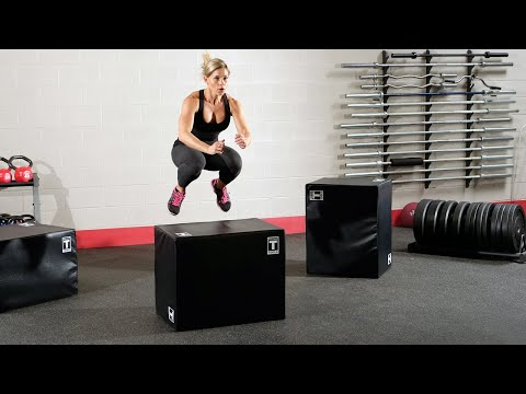 Soft-Sided Plyo Box Exercises (BodySolid.com)