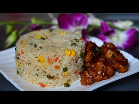 ★ How to make Fried Rice For Corn Fried Rice And 2017  @ Guru's Cooking