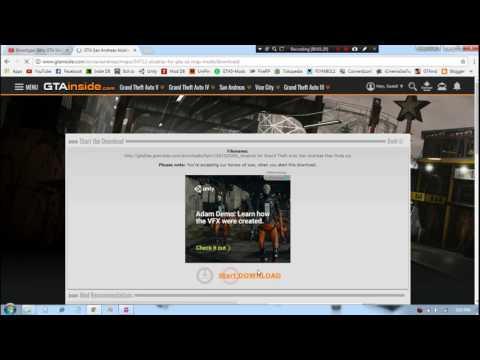Cara Instal Mod Alcatraz di GTA SA [Tutorial #2]