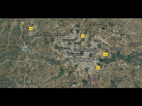 Hyderabad soon to have unique house addresses based on the geospatial location