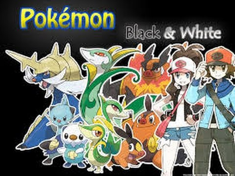 HOW TO DOWNLOAD POKEMON BLACK AND WHITE VERSION