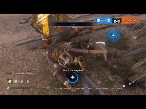Highlander Test Your Metal l - For Honor