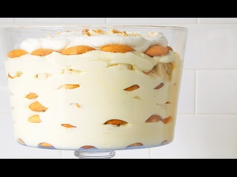 Banana Pudding with Vanilla Wafers Recipe