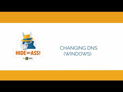 Changing your DNS settings on Windows 10 | Hide My Ass!