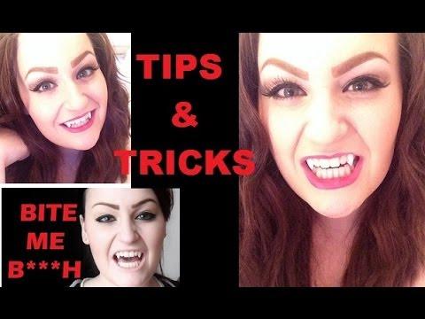 DIY Vampire Fangs: Tips & Tricks!