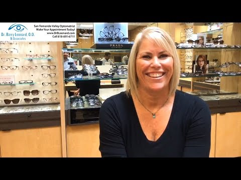 Glasses Prescription with VSP (Vision Service Plan)