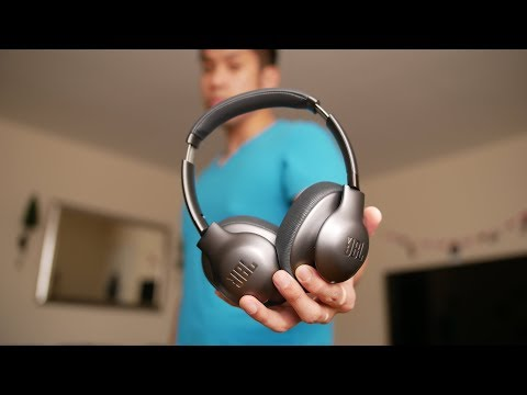 JBL Everest Elite 750NC Headphones Review