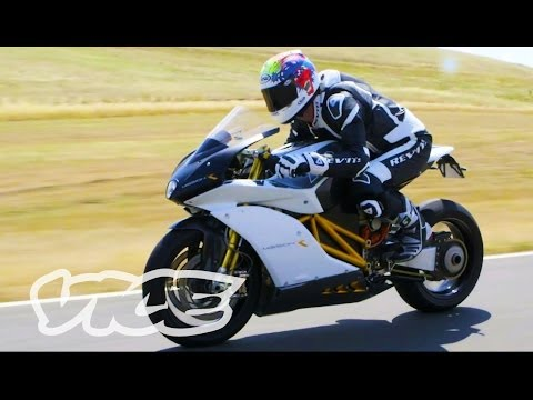 Mission RS: The Electric Superbike of the Future (Teaser)