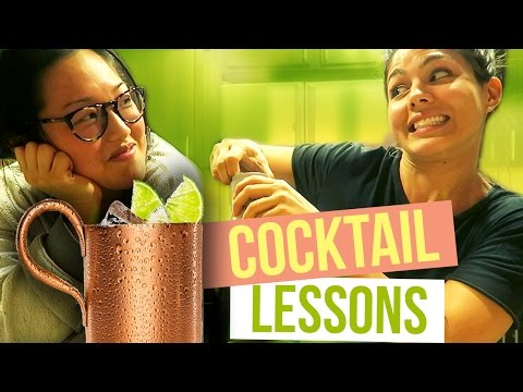 HOW TO MAKE A MOSCOW MULE | MEGANBYTES EP. 67