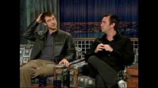 "Trey Parker & Matt Stone on ""Late Night with Conan O"