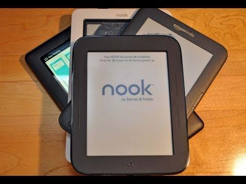 New Barnes & Noble Nook