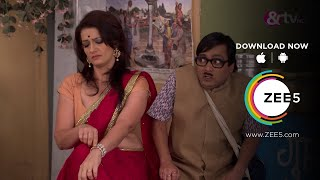 Bhabi Ji Ghar Par Hain - भाबीजी घर पर हैं - Episode 559 - April 19, 2017 - Best Scene