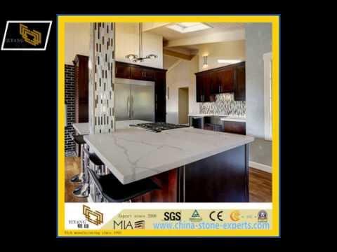 Engineered Countertops| Engineered Quartz Kitchen Countertops Cost from YEYANG Stone Group